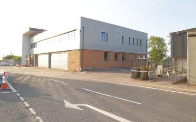 Kier Highways, Strensham, Highways Depot New Build