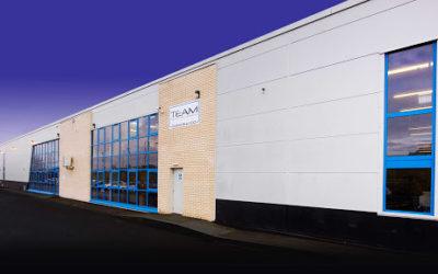 Team Precision, Swansea, Warehouse Upgrades