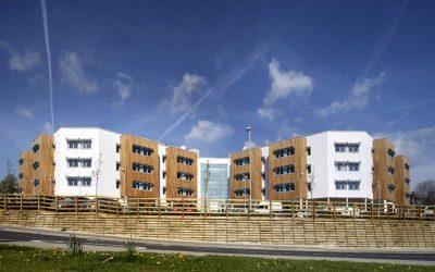 Kajima, Sheffield, Northern General Hospital Internal Remedials